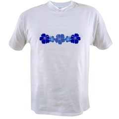 Hibiscus Value T-shirt