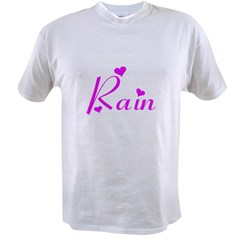 Rain Value T-shirt