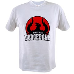Phoenix Dodgeball Value T-shirt