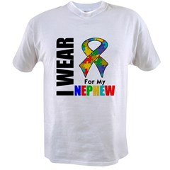 Autism Nephew Value T-shirt