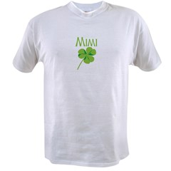Mimi shamrock Value T-shirt