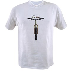 Behind Bars For Life Value T-shirt