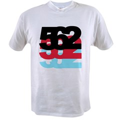 562 Area Code Value T-shirt