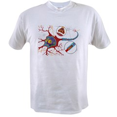 Neuron Value T-shirt