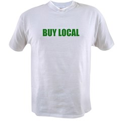 Buy Local Value T-shirt