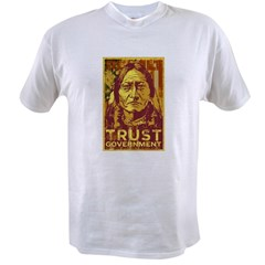Trust Governmen Value T-shirt