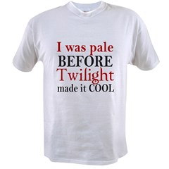 I Was Pale Before Value T-shirt