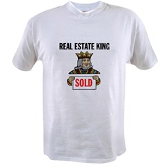 KING OF SOLD Value T-shirt