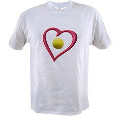 Love Tennis Value T-shirt