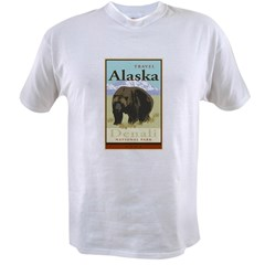 Travel Alaska Value T-shirt