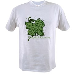 grunge_hops_dark Value T-shirt
