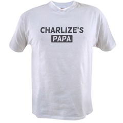 Charlizes Papa Value T-shirt