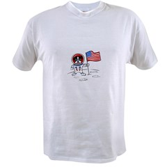 Neil Armstrong Value T-shirt