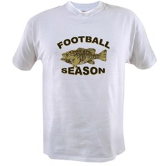 FOOTBALL SEASON Value T-shirt