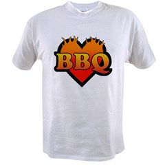 BBQ Love Value T-shirt