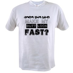 Does this Bike . . . Value T-shirt