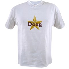 Personalized Doug Value T-shirt