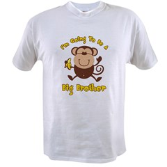 Monkey Future Big Brother Value T-shirt
