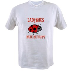 Ladybugs Value T-shirt