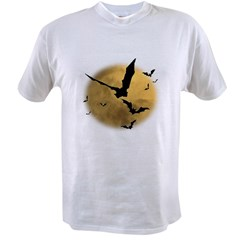 Bats in the Evening Value T-shirt
