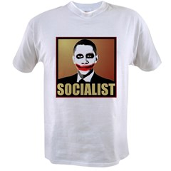Socialist Joker Value T-shirt