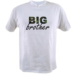 Big brother camo Value T-shirt