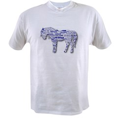 I LOVE HORSES Value T-shirt
