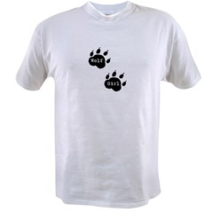 Wolf Girl Value T-shirt