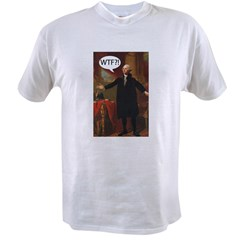 George Washington WTF? Value T-shirt