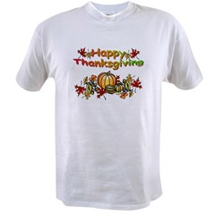 Thanksgiving Value T-shirt