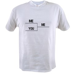 ME YOU ME Value T-shirt