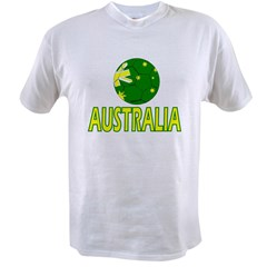 Australia Soccer 2010 Value T-shirt