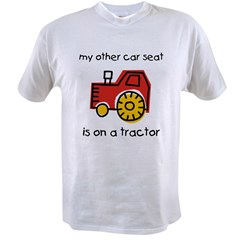 My Car Sea Value T-shirt
