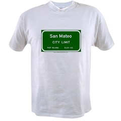 San Mateo Value T-shirt