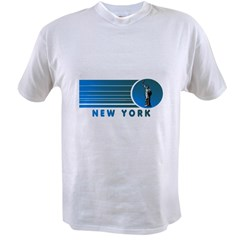 New York Vintage Value T-shirt