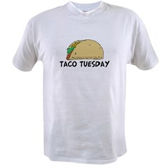 Taco Tuesday Value T-shirt