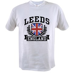 Leeds England Value T-shirt