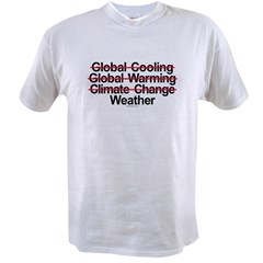 It's called Weather Value T-shirt