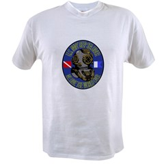 NAVY DIVER Value T-shirt