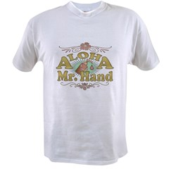 Aloha Mr Hand Value T-shirt