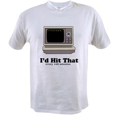 I'd Hit Tha Value T-shirt