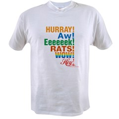 Interjections! Value T-shirt
