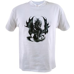 Ruth Thompsons Obsidian Dragon Value T-shirt