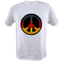 German Peace Value T-shirt