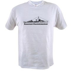 Ragnar Danneskjold Value T-shirt