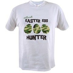 Easter Egg Hunter Value T-shirt