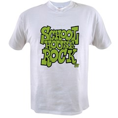 Schoolhouse Rock TV Value T-shirt