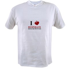 I love Desperate Housewives Value T-shirt