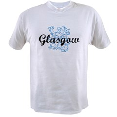 Glasgow Scotland Value T-shirt