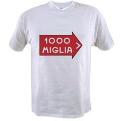 Mille Miglia Value T-shirt